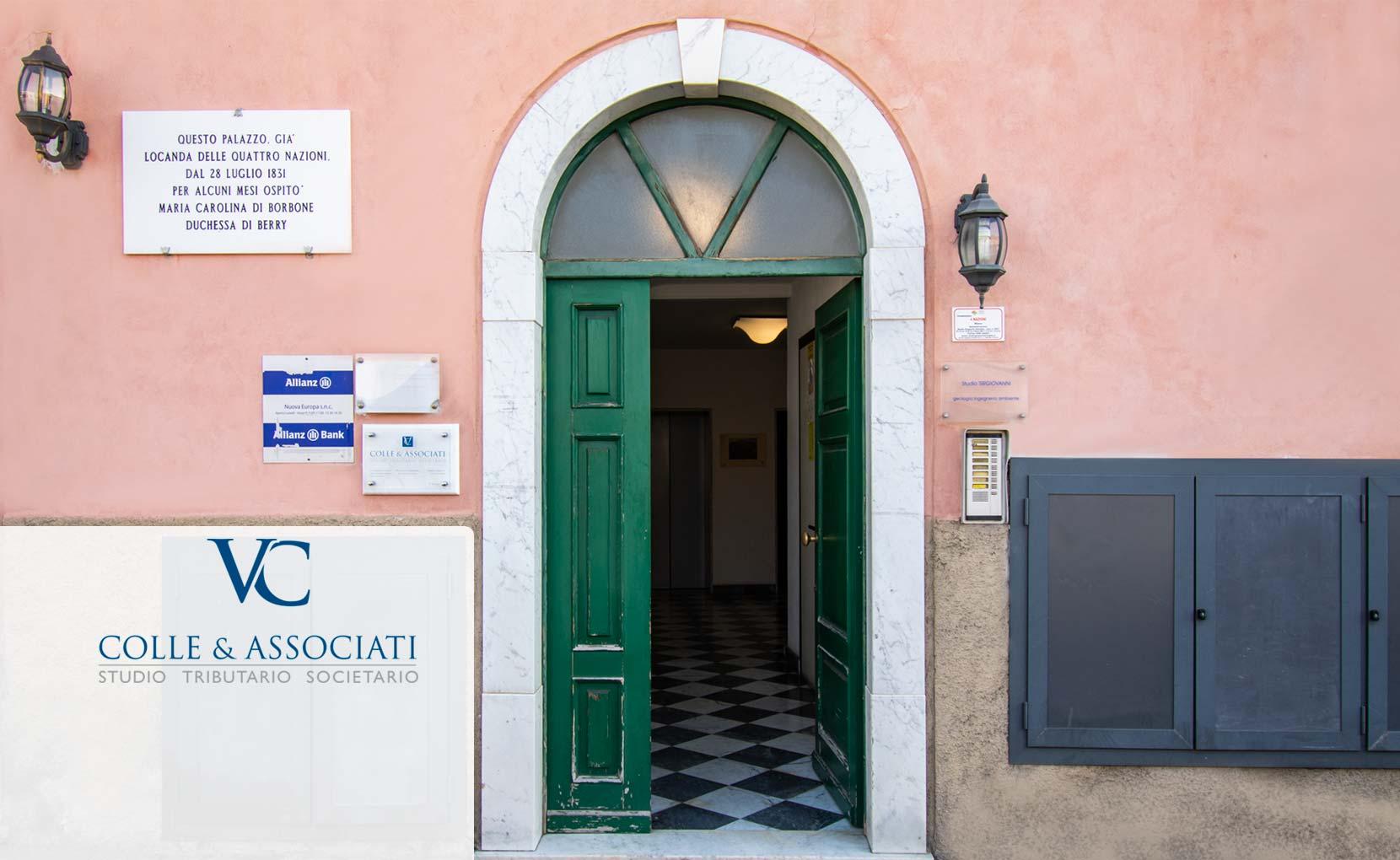 Studio Colle & Associati si trova a Massa centro in via mura sud